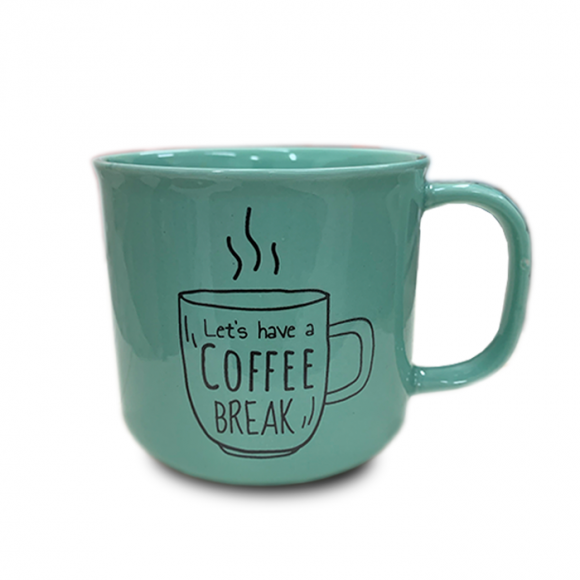 CANECA COFFE BREAK VERDE