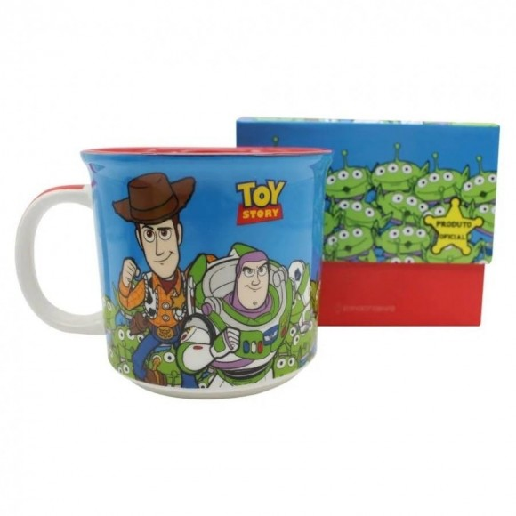 CANECA TOM 350ML TOY STORY CLASSIC