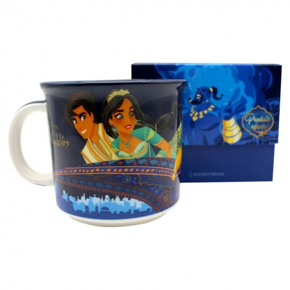 CANECA TOM 350ML ALADDIN