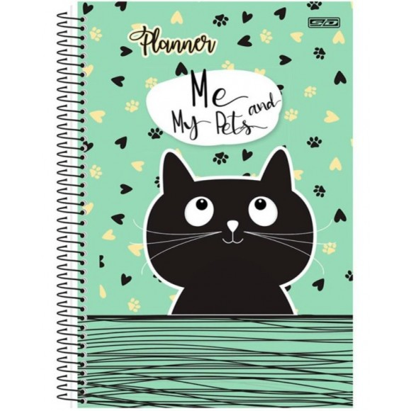 Planner Me and My Pets